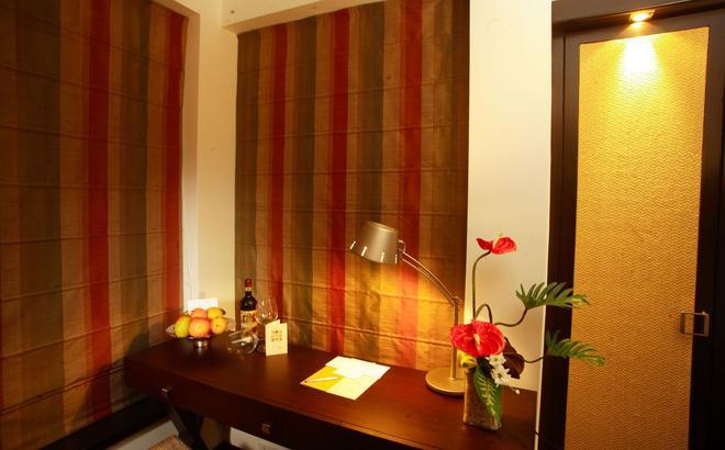 Hotel Metropole - Καλκούτα - Σαλόνι