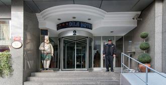 Dila Hotel - Estambul - Edificio