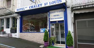 Hotel Chalet St Louis - Lourdes - Gebäude