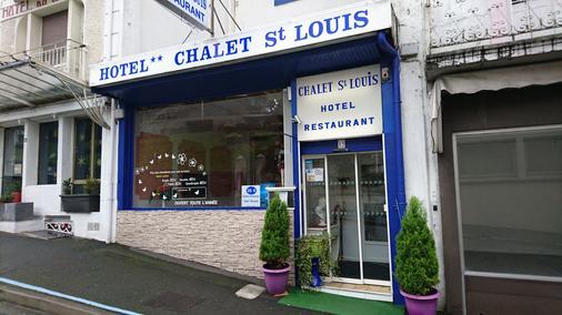 Hotel Chalet St Louis - Lourdes - Rakennus