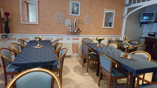 Hotel Chalet St Louis - Lourdes - Dining room
