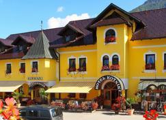Hotel Kotnik - Kranjska Gora - Edificio