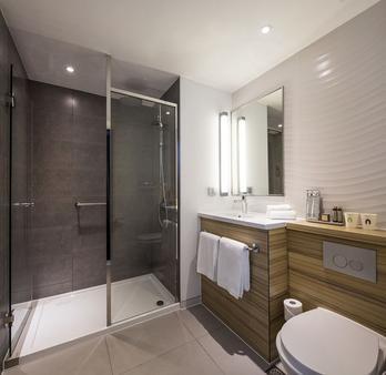 Campanile Le Havre Centre - Le Havre - Phòng tắm