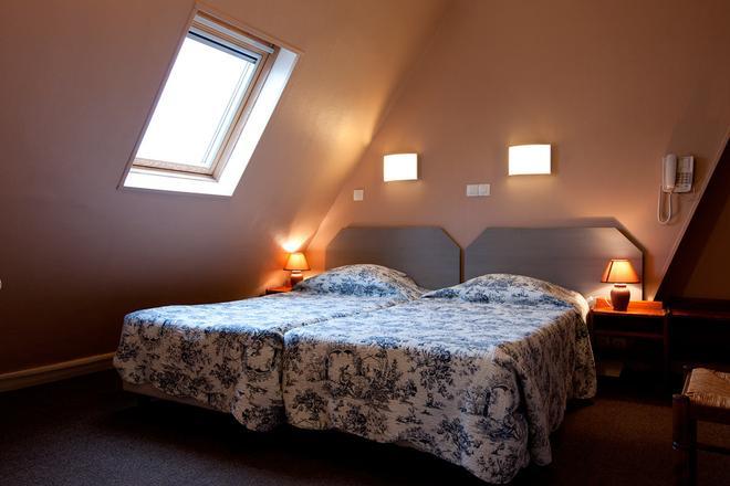 Est Hotel - Pariisi - Makuuhuone