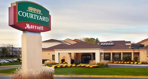 Courtyard by Marriott Chicago Arlington Heights/South - Arlington Heights - Building