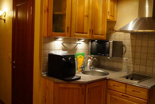 Aristocrat Mini Hotel - Moscow (Matxcơva) - Phòng bếp