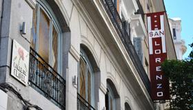 Hostal San Lorenzo - Madrid - Edificio