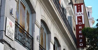 Hostal San Lorenzo - Madrid - Building