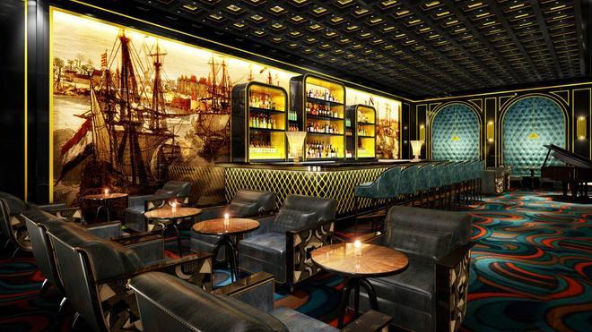 Four Seasons Hotel Jakarta - Τζακάρτα - Bar