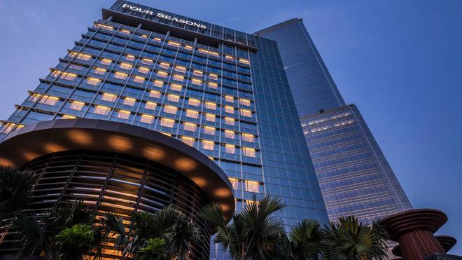 Four Seasons Hotel Jakarta - Τζακάρτα - Κτίριο