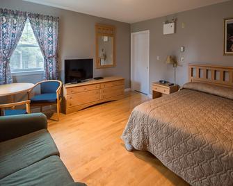 Auberge Doucet Inn - Cheticamp - Bedroom