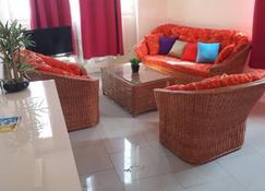 Luxxor Hôtel - Yaundé - Sala de estar
