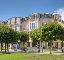西特爾酒店阿爾貝克波羅的海住宅酒店 - 赫陵斯多夫