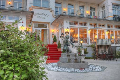Seetelhotel Hotel Esplanade - Heringsdorf - Rakennus