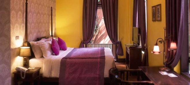 培亞帕拉佐酒店 - 曼谷 - 曼谷 - 臥室