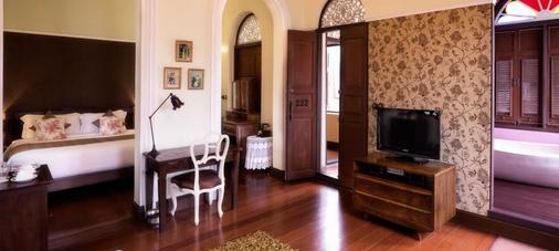 培亞帕拉佐酒店 - 曼谷 - 曼谷 - 客房設備