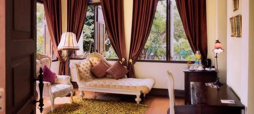 Praya Palazzo - Bangkok - Olohuone