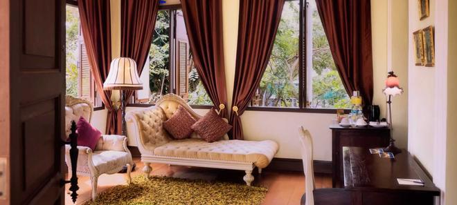 培亞帕拉佐酒店 - 曼谷 - 曼谷 - 客廳
