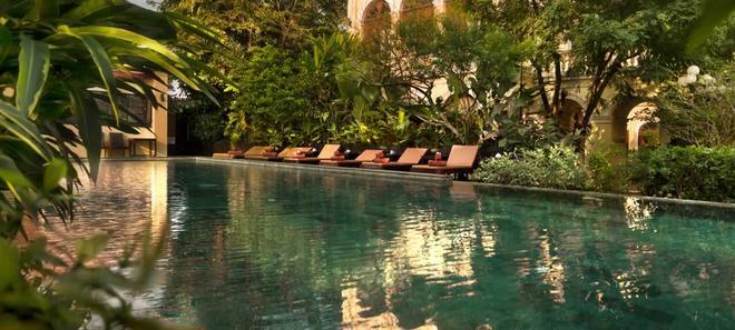 培亞帕拉佐酒店 - 曼谷 - 曼谷 - 游泳池