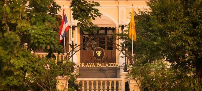 培亞帕拉佐酒店 - 曼谷 - 曼谷 - 室外景