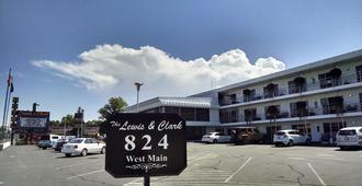 Bozeman Lewis & Clark Motel - Bozeman - Building
