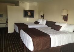 Bozeman Lewis & Clark Motel - Bozeman - Makuuhuone