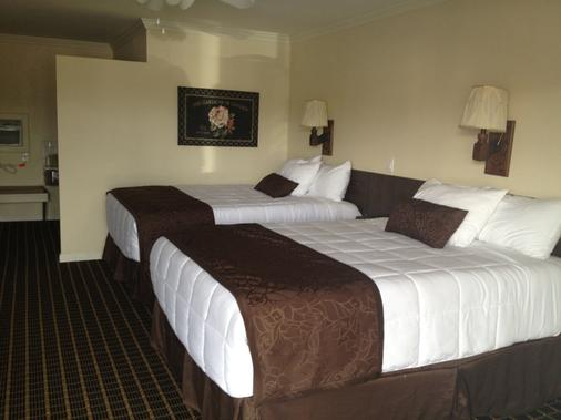 Bozeman Lewis & Clark Motel - Bozeman - Bedroom