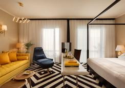 Brown Beach House by Brown Hotels - Tel Aviv - Bedroom