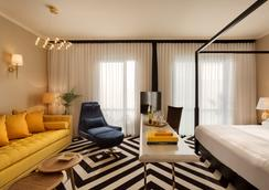 Brown Beach House by Brown Hotels - Τελ Αβίβ - Κρεβατοκάμαρα
