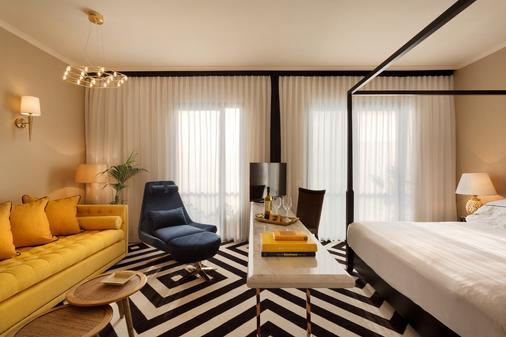 Brown Beach House by Brown Hotels - Tel Aviv - Makuuhuone