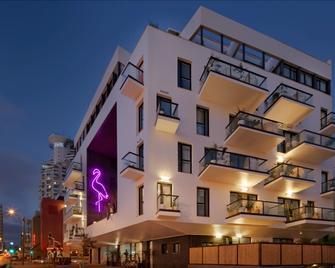 Brown Beach House by Brown Hotels - Tel Aviv - Gebäude