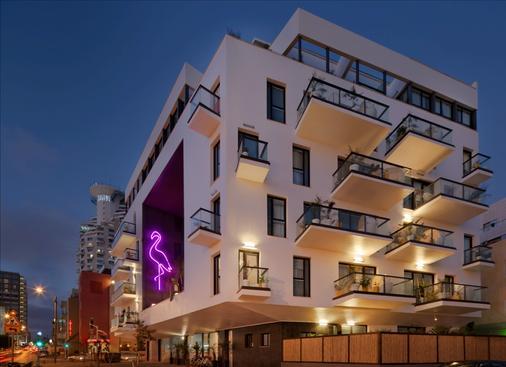 Brown Beach House by Brown Hotels - Tel Aviv - Rakennus