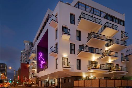 Brown Beach House by Brown Hotels - Τελ Αβίβ - Κτίριο