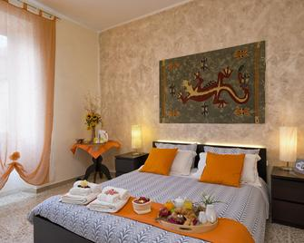 Il Vecchio Treno Rooms & GuestHouses - Tivoli - Bedroom