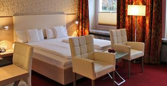 Hotel Strandlust Vegesack - Bremen - Schlafzimmer