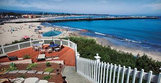 Sea & Sand Inn - سانتا كروز (كاليفورنيا) - المظهر الخارجي