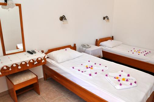 Jarra Hotel - Gumbet - Bedroom