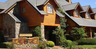 Hosteria Y Cabanas Posada Quinen - San Martín de los Andes - Building