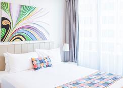 Seasons Harbour Plaza - Sydney - Schlafzimmer