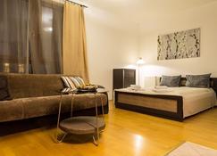 Hotel Gozsdu Court - Budapest - Bedroom
