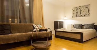 Hotel Gozsdu Court - Budapest - Schlafzimmer