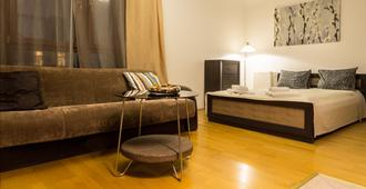 Hotel Gozsdu Court - Budapest - Phòng ngủ
