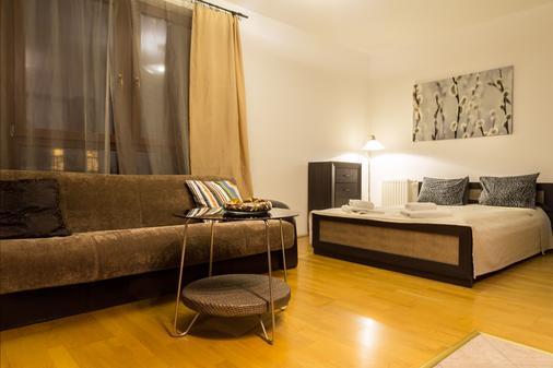 Hotel Gozsdu Court - Budapest - Chambre
