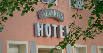 Hotel Albertin - Berlín - Vista del exterior