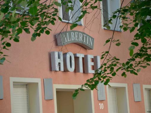 Hotel Albertin - Berlin - Außenansicht