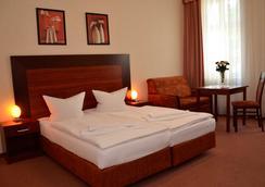 Hotel Albertin - Berlin - Schlafzimmer
