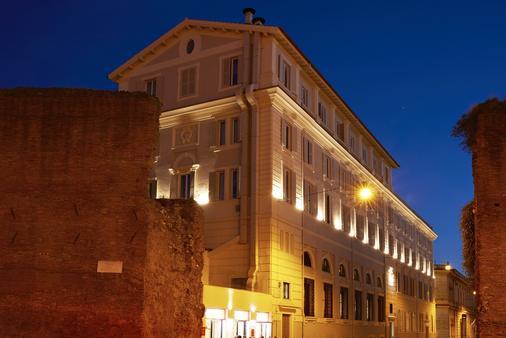 Hotel The Building - Rooma - Rakennus