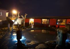 Guesthouse 1X6 - Keflavik - Pool