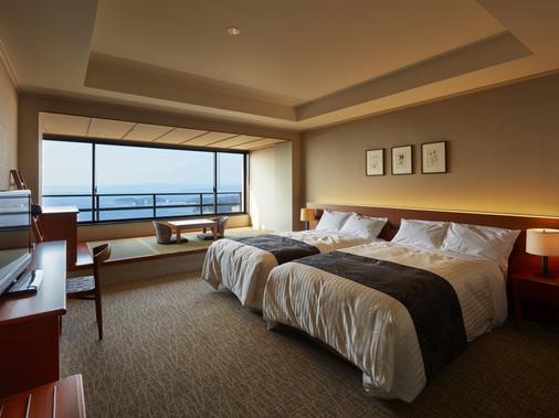 Infinito Hotel & Spa Nanki-Shirahama - Shirahama - Phòng ngủ