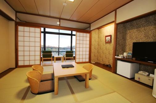 Infinito Hotel & Spa Nanki-Shirahama - Shirahama - Phòng ăn